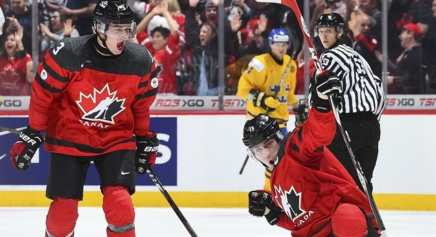 Fired up Canada wins